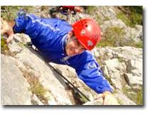 Foto 3 Training Toperopeklettern des Oudoor Freizeitspass Raum Stuttgart