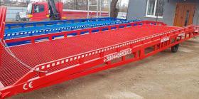 Foto 2 Transportable Auffahrrampe AUSBAU von Hersteller