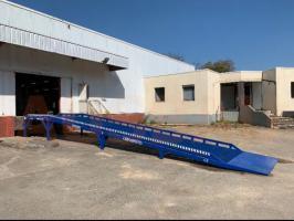 Foto 3 Transportable Auffahrrampe AUSBAU von Hersteller