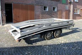 Foto 2 Transportanhänger für Pkw zu verkaufen.
