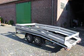 Foto 4 Transportanhänger für Pkw zu verkaufen.