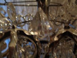 Foto 2 Traumhafter funkelnder Kronleuchter ein Prachtstück für jeden Raum