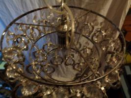Foto 4 Traumhafter funkelnder Kronleuchter ein Prachtstück für jeden Raum