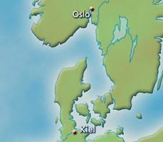 Foto 12 Traumpreis! 3 Tage Kiel-Oslo/Norwegen-Kiel nur ab 79, - €!Termine: Sept.-Oktob.Mit der Color Magic!