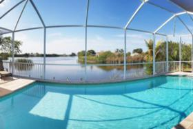 Foto 6 Traumvilla am See in Florida (Cape Coral) zu vermieten!