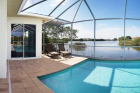 Foto 7 Traumvilla am See in Florida (Cape Coral) zu vermieten!