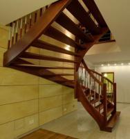 Foto 5 Treppe aus Polen vom Tischler Treppen Massivholz Hersteller Holz