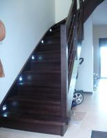Foto 8 Treppe aus Polen vom Tischler Treppen Massivholz Hersteller Holz