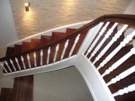 Treppen nach Mass, Massivholztreppen, Holztreppen aus Polen