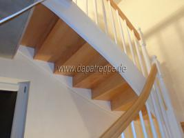 Foto 3 Treppen, Holztreppen, Bolzentreppen, Massivholztreppen aus Polen