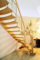 Foto 5 Treppen, Holztreppen, Bolzentreppen, Massivholztreppen aus Polen