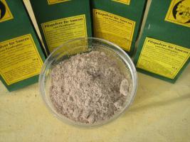 Foto 2 Trocken-Pilzpulver in Rohkostqualität für leckere Pilzsaucen vom Paradiesplatz; ganzjähriger Genuss