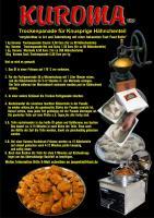 Trockenpanade für Knusprige Hähnchenteil