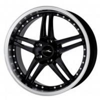 Typ RX4D - Black Machined  von: rx wheels GmbH