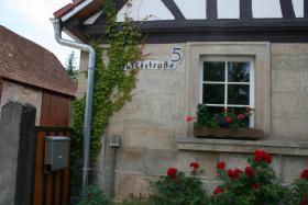 URLAUB im Ferienhaus in Franken, Bayern, Ferienhaus mit Hund