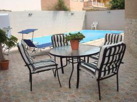URLAUB IN SPANIEN!!Ferienhaus mit Pool am Strand 5% Frühbuchenrabatt