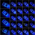 USB-STICK Auto-Logo in Blauen LED-Licht USB 2.0 8GB bis 64GB *NEU*