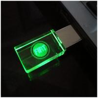 Foto 6 USB-STICK Auto-Logo in Grünen LED-Licht USB 2.0 8GB bis 64GB *NEU*