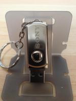 USB Stick 8 GB 2.0 Flash Speicher stick Memory Speicher Chrom NE