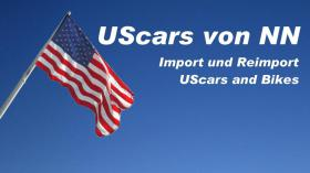 UScars, Fahrzeuge aus USA, Direktimport nur von ''UScars von NN'', zuverlässig und guenstig