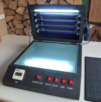 Foto 3 UV-Härtungs- und Fotokristall-Druckmaschine
