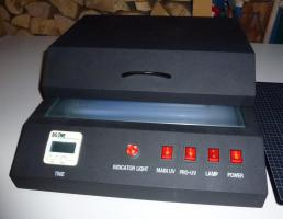 Foto 5 UV-Härtungs- und Fotokristall-Druckmaschine