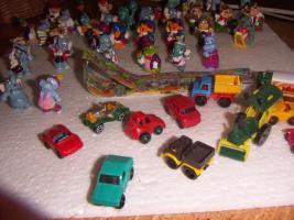Foto 2 Ü-Ei_Figuren etc. - vorwiegend aus den 80/90-er jahren