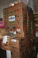 Foto 3 Über 550 leere stabile Bananenkartons, Bananenkisten, Umzugskarton, super stapelbar zu verkaufen