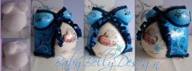 Foto 2 Überarbeitung Ihres Babybauch-Gipsabdruckes | Babybauchabdruck