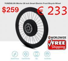 Umbausatz auf ELEKTRO-Fahrrad nur € 233 frei Haus