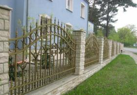 Foto 7 Umzäunungen Tore Zaune Netz Gitter und Geländer aus Polen