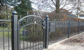 Umzäunungen, Zäune, Tore, Gitter, Geländer, Treppen, Hersteller aus ...
