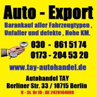 Unfallwagen Ankauf Berlin-Umland/ Autohandel Tay