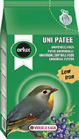 Uni Patee von Versele Laga Zusatznahrung für Exoten