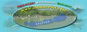 Unterkünfte am Plattensee (Balaton) in Ungarn