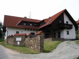 Unterkunft in der Jagdhütte in Pohoří