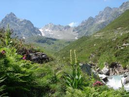 Foto 6 Urlaub in den Bergen