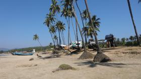 Urlaub Goa Sonne Strand Meer