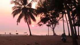 Foto 4 Urlaub Goa Sonne Strand Meer