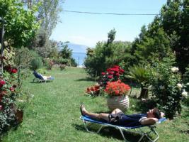 Urlaub in Griechenland gegen Hilfe im Garten!