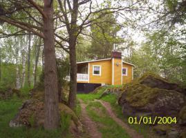 Foto 3 Urlaub mit Hund in Süd- Schweden, Ferienhaus mit Boot und Sauna