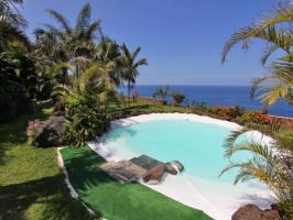 Foto 5 Urlaub auf Teneriffa Ferienhaus Romantica - Teneriffa Nord mit Meerblick und Pool