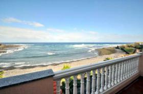 Urlaub auf Teneriffa in der Ferienwohnung Atlantico direkt am Meer für 2 Personen