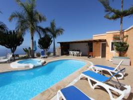 Foto 2 Urlaub auf Teneriffa- Ferienhaus Finca Lilium - Teneriffa Suedwest mit Pool