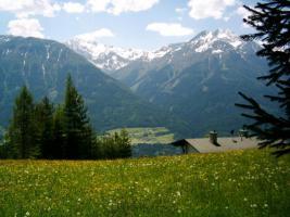 Urlaub in den bayrischen Alpen