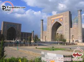 Usbekistan und Zentralasien Reisen