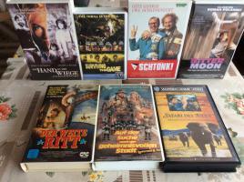VHS Original Spielfilme