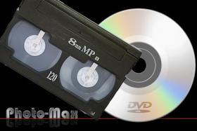Foto 2 VHS-Videokassetten digitalisieren und überspielen auf DVD etc.