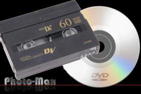Foto 3 VHS-Videokassetten digitalisieren und überspielen auf DVD etc.