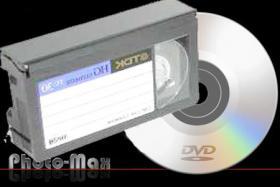 Foto 4 VHS-Videokassetten digitalisieren und überspielen auf DVD etc.